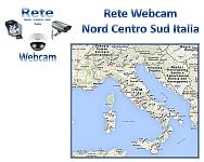 Rete Webcam Nord Centro Sud Italia